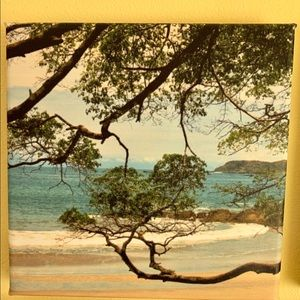 Other - Canvas photo print ocean, Costa Rica